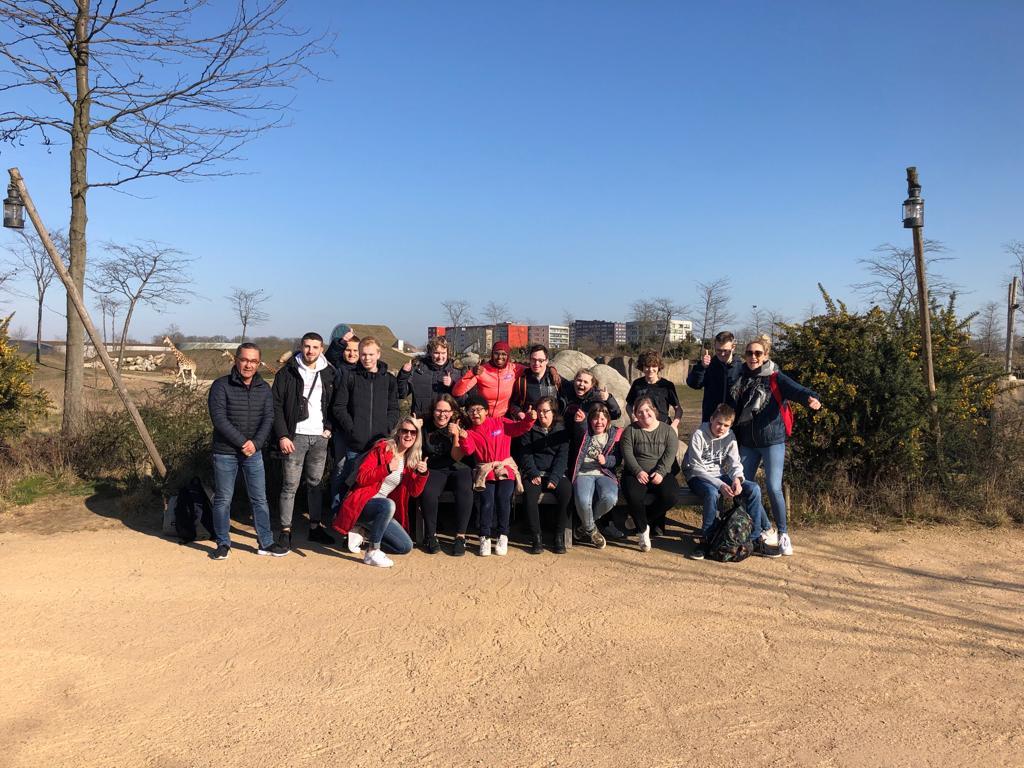 Groep-dierentuin